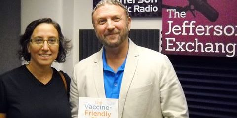 """Vaccine-Friendly Doctor Speaks in Ashland: """"We Are Overloading America's Children With Toxins"""""""