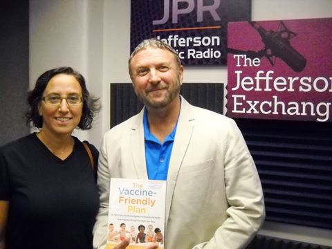 "Vaccine-Friendly Doctor Speaks in Ashland: ""We Are Overloading America's Children With Toxins"""